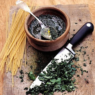 Mixed Fresh Herb Pasta