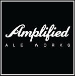 Logo for Amplified Ale Works Kitchen & Beer Garden