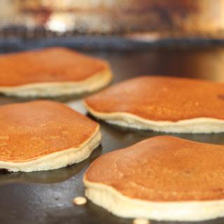 Gluten Free High Protein Pancakes.
