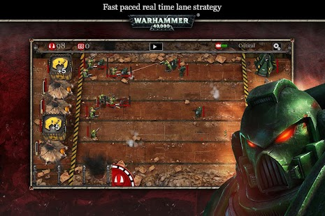 WH40k: Storm of Vengeance Screenshot 1