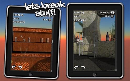 Let's Break Stuff! slingshot - screenshot thumbnail