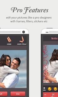 Instant Love Frame Fx Free screenshot