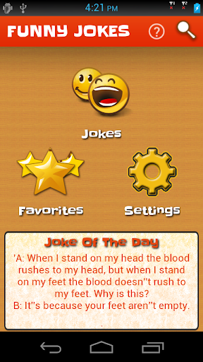【免費娛樂App】Funny Jokes-APP點子