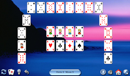 All-in-One Solitaire FREE 20151217 screenshot 221799