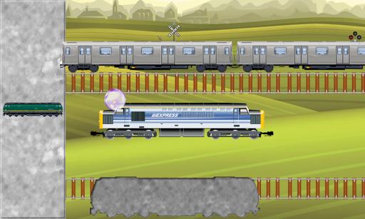 玩免費教育APP|下載玩具火車  幼兒拼圖 ! app不用錢|硬是要APP