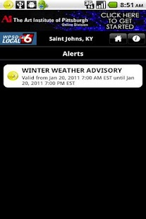 WPSD Radar- screenshot thumbnail