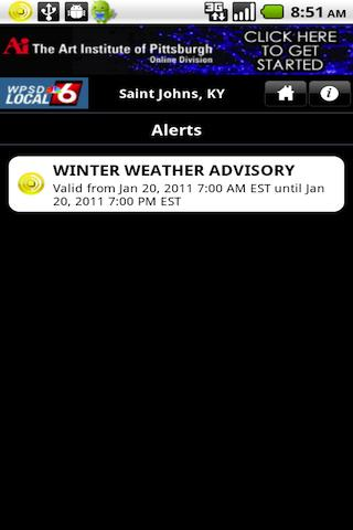 WPSD Radar - screenshot