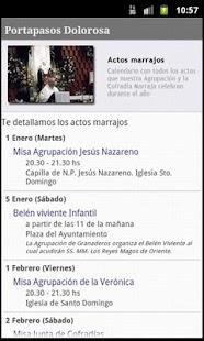 Portapasos Dolorosa - screenshot thumbnail