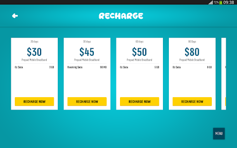 My Optus Tablet – The My Optus app is the easiest way to
