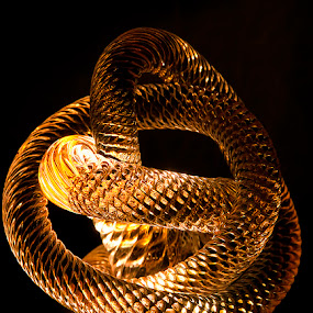 Glass Rope by Jim Westcott - Artistic Objects Glass ( glass art, editorial, will negotiate useage, glass, commercial )