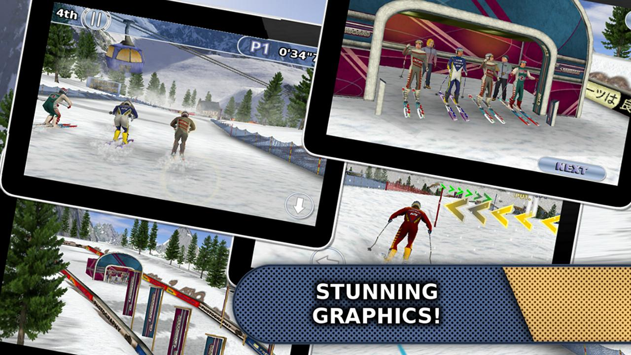 Ski & Snowboard 2013 Free - screenshot