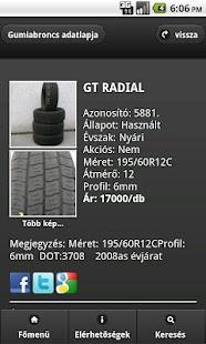 Használt-gumi- screenshot thumbnail