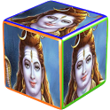 God Shiva Cube Live Wall Paper icon