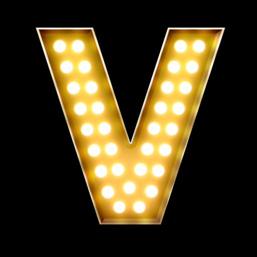 娛樂必備App VEGAS (the app) LOGO-綠色工廠好玩App