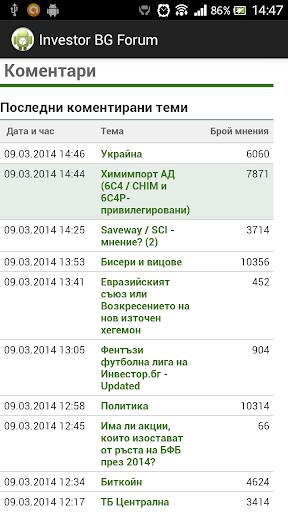Investor.bg - Форум бета