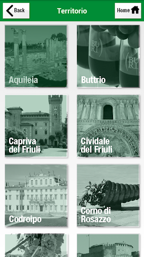 【免費旅遊App】Ciao in Friuli Venezia Giulia-APP點子