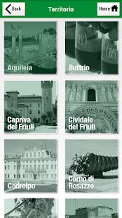 Ciao in Friuli Venezia Giulia- screenshot thumbnail