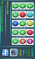 Screenshot of A8 Easter Eggs Slot Machine