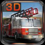 Fire Truck Dash 3D Parking 1.1.0 Apk