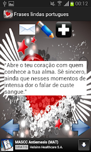 Frases lindas portugues - screenshot thumbnail