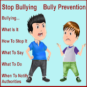 Stop Bullying Bully Prevention