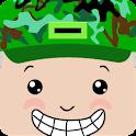 Korea armijas karavīri icon
