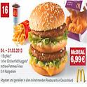 McDonalds Gutscheine App icon