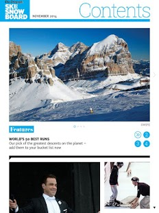 Telegraph Ski & Snowboard- screenshot thumbnail