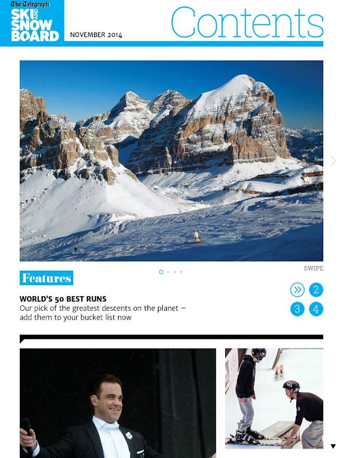 Telegraph Ski & Snowboard- screenshot