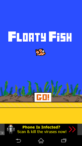 Floaty Fish