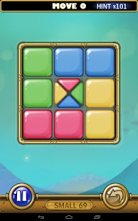 Shift It - Sliding Puzzle- screenshot thumbnail
