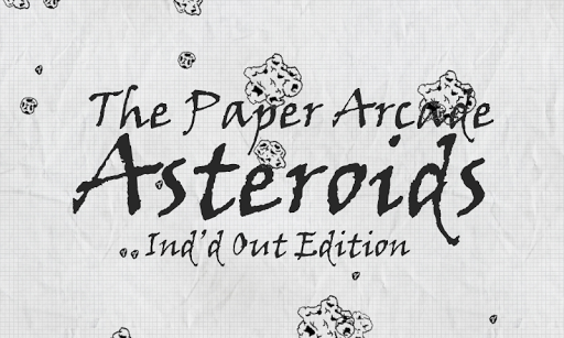 The Paper Arcade: Aster-Ink'd
