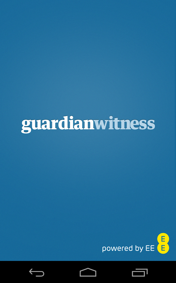GuardianWitness - screenshot