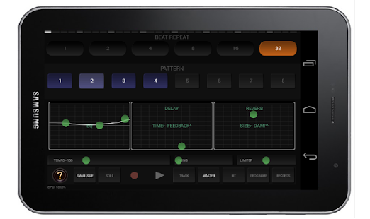 WEJAAM SEQUENCER SAMPLER SYNTH- screenshot thumbnail