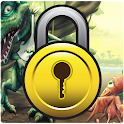 GO Locker Theme dinosaur icon