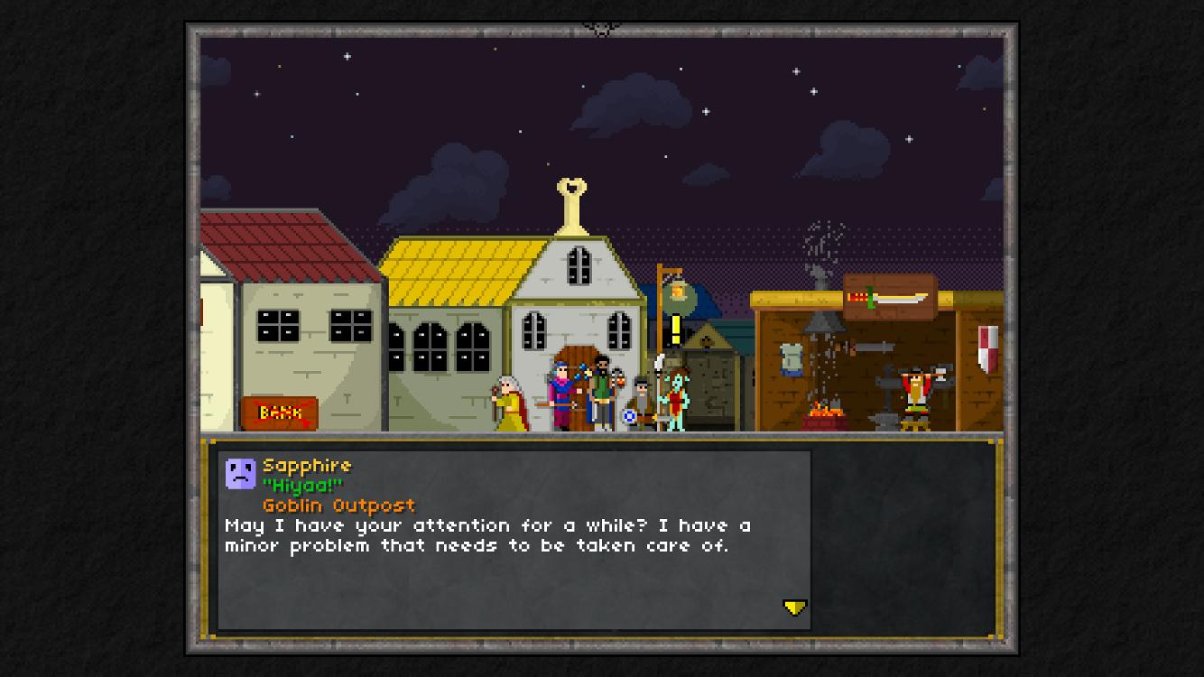 Pixel Heroes: Byte & Magic screenshot #1