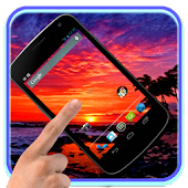 Clear Phone Screen Prank