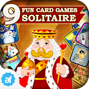 9 Fun Card Games – Solitaire for PC and MAC