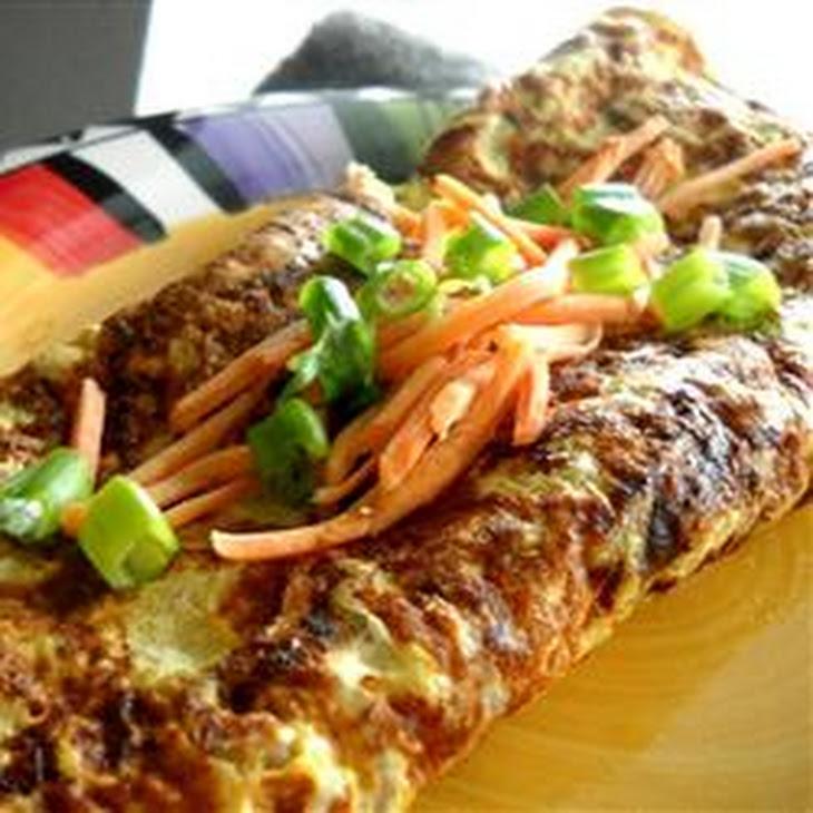Ground Pork Omelet