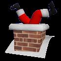 Santa's Stuck Live Wallpaper icon