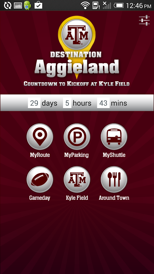 Destination Aggieland - screenshot