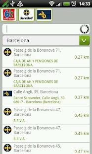 ATMs Barcelona - screenshot thumbnail