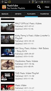 MusixTube - Best YouTube Music - screenshot thumbnail