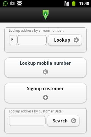 Driver App ONLY FOR SHOPS