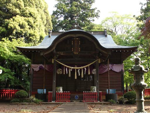 麻賀多神社(船形)