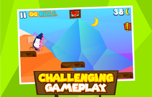 Gorilla Go!- screenshot thumbnail
