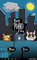 Screenshot of Best Piano Cats Free