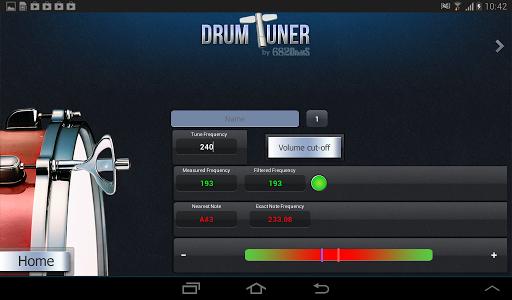 【免費音樂App】DRUM-TUNER-APP點子