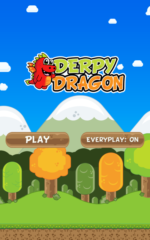 Derpy Dragon- screenshot