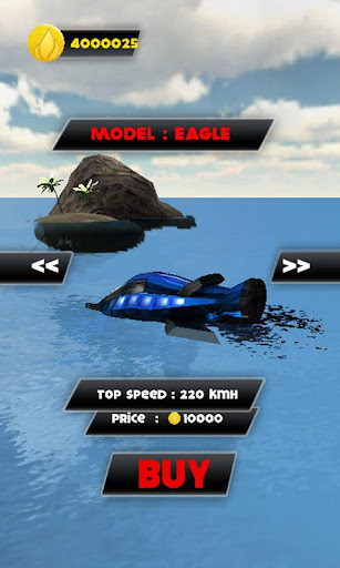 Jetski Simulator LITE